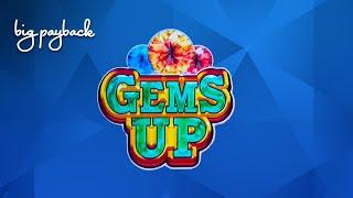 Gems Up Slot - NICE SESSION, ALL FEATURES!