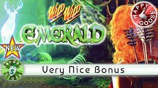 •️ New • Wild Wild Emerald slot machine, Big Win Bonus