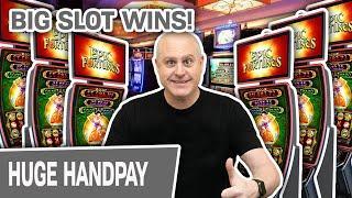 ⋆ Slots ⋆ MASSIVE HANDPAY + Five More BIG WINS on EPIC FORTUNES ⋆ Slots ⋆ The BEST Slots Online!