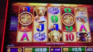 Wonder 4 Buffalo at the Cosmo! Max Betting