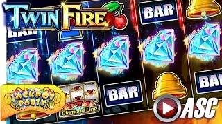 Jackpot Party – Twin Fire: Albert's Slot Game Review