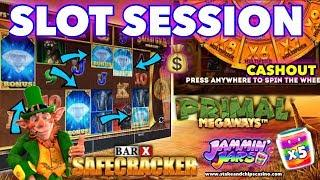 WICKED Online SLOT SESSION !! • Slots Compilation • CASINO BONUS WINS !!