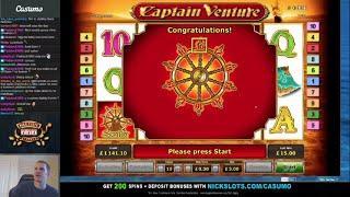 Casino Slots Live - 08/03/18 *Bonus Hunt*