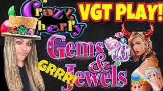 VGT SUNDAY FUN'DAY!•| •GEM & JEWELS• | •CRAZY CHERRY•