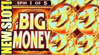 ⋆ Slots ⋆NEW SLOT! BIG MONEY BURST⋆ Slots ⋆ UPPED THE BET TO $9 AND BONUSED! Slot Machine (SG)