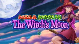 Mega Moola The Witch's Moon Online Slot Promo