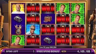 STORAGE WARS: HIDDEN TREASURES Video Slot Casino Game with a HIDDEN TREASURES FREE SPIN BONUS