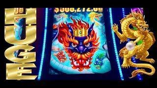 •JACKPOT HANDPAY• 5 DRAGONS GRAND BONUS•HUGE WIN!! ITS AMAZING!! Neighbors Win!! CASINO GAMBLING!!