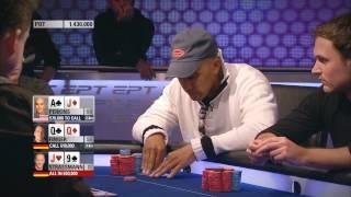 EPT 10 London 2013 - Super High Roller Final Table | PokerStars.com
