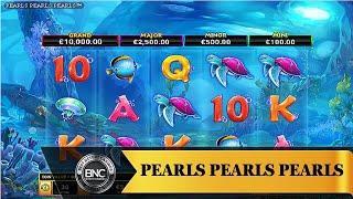 Pearls Pearls Pearls slot by Rarestone Gaming