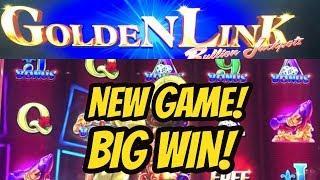 BIG WIN! NEW GAME-GOLDEN LINK-GOLDEN WISDOM