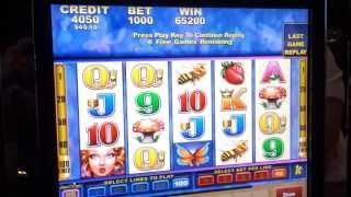 Huge Slot Jackpot Win Oct 2013 $41,000
