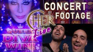 • Cher in Concert & Slots! • Cher Slot Machine WIN • Marcolicious Cameo