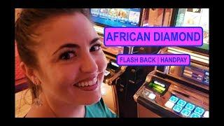 HANDPAY FLASHBACK | AFRICAN DIAMOND | BIG WIN | HIGH LIMIT SLOTS | VEGAS | JACKPOT