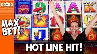 • HOT HOT HOT Line Hit! • $2000 @ Cosmo Las Vegas • BCSlots (S. 7 • Ep. 2)