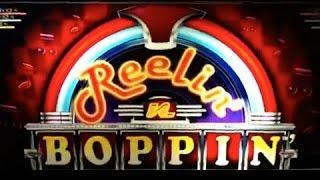*Throwback -to-Back!* Reelin' and Boppin' Aristocrat Double Bonus Win!!!