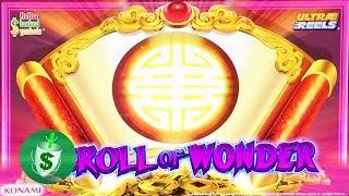 ++NEW Scroll of Wonder slot machine
