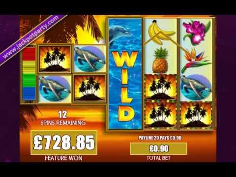 Caribbean party casino casino slots software