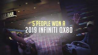 Infinity QX80 Winners! Congrats to Our 5 Winners • [November 2018]