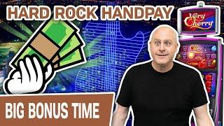 ⋆ Slots ⋆ HARD ROCK HOLLYWOOD HANDPAY ⋆ Slots ⋆ Very Cherry Slot Machine PAYS ME in Florida