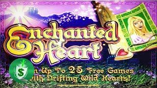 Enchanted Heart slot machine, Who's your cousin?