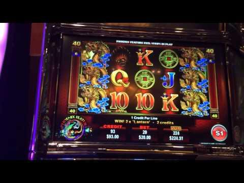Grand Dragon high limit slots bonus win