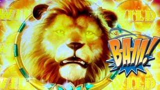 • BAM!!  • Winning on NEW SLOT Sphinx 4D!