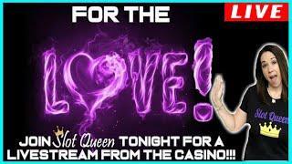 • LIVE CASINO SLOTS • SLOT QUEEN GAMBLES •