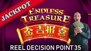 Reel Decision Point #35 Endless Treasure .. GR???