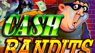 Watch Cash Bandits video at Slots of Vegas