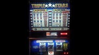 $25.00 ~Triple Stars $6K Jackpot at Bellagio, Las Vegas~12-02-17