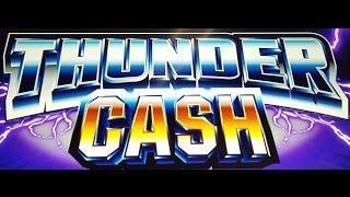 ᐅ Ainsworth Thunder Cash Quarter Denom Free Spin bonus Good WIN