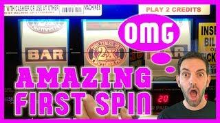 •AMAZING First Spin on Enchanted Unicorn •HIGH LIMIT• &MORE! • Brian Christopher Slots