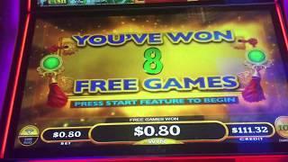 Mighty Cash Slot Machine Bonus - Full Screen!