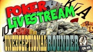 Online Poker Cash Game - Texas Holdem Poker Strategy -  4NL 6 Max Cash Carbon Poker Live Stream