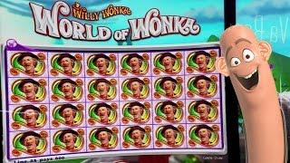 NEW GAME MANIA • Betty Paige - Batman - Willy Wonka • New Slot Machine Bonus Win Wins