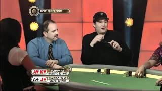 Tony G Angle Shooting vs Phil Hellmuth - Big Game Season 2 Preview - PokerStars.com