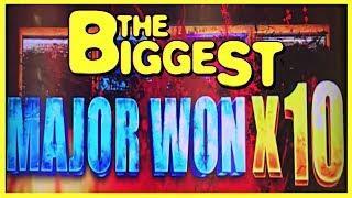 • My BIGGEST Walking Dead Wins • BIGGEST MAJOR JACKPOT on YouTube!