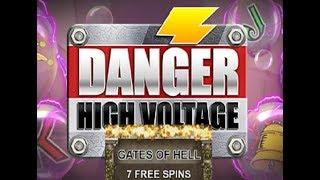 Danger! High Voltage Gates Of Hell