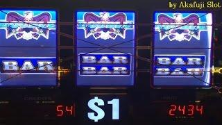 JACKPOT•2nd handpay on PATRIOT this month•RATRIOT•Dollar Slot Machine Max Bet at Barona Casino