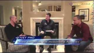 Phil Ivey V Patrik Antonius - 800k Pot - Ivey&Patrik Annalysis