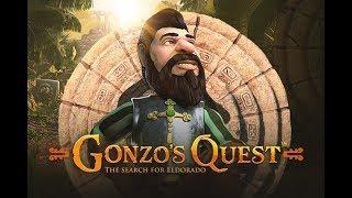 Gonzo's Quest• - NetEnt