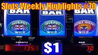 Slots Weekly Highlights #70 For you who are busy•Viewers Request Double LION'S SHARE