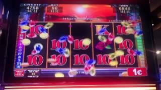 Konami - Lago Di Amore Bonus - SugarHouse Casino - Philadelphia, PA