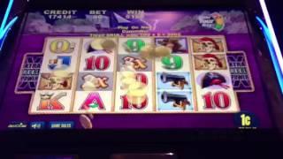 Captain Cutthroat-Aristocrat slot machine bonus win with multiple retriggers!