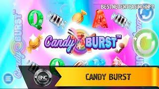 Candy Burst slot by Mutuel Play