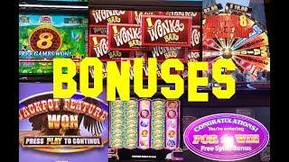 A Collection of Slot Machine Bonus Rounds and Huge Wins Vol. 2