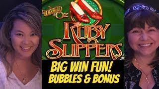 BIG WIN! BUBBLES AND BONUS FUN WITH CAROLYN