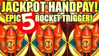 ⋆ Slots ⋆JACKPOT HANDPAY! OMG DOUBLE HANDPAY!?⋆ Slots ⋆ ⋆ Slots ⋆AMAZING ROCKET AND LOCK IT! EPIC FORTUNES Slot Machine (SG)