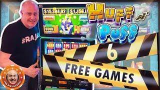 I •️LOCK IT LINK! • 6 Free Games HANDPAY on Huff N' Puff!